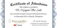 3m certificate